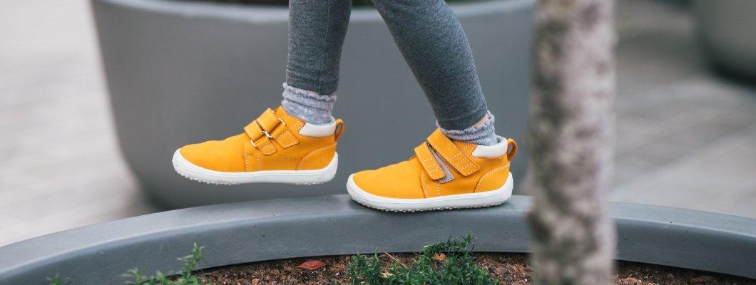 Barefoot batai – geriausi batai vaikams?